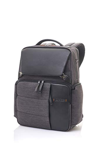 Samsonite Polyester 42 cms Heather Grey Laptop Backpack (AO9 (0) 48 001)