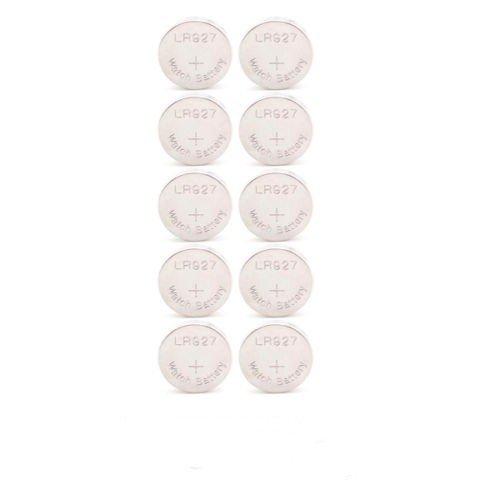 Cexpress Lot de 10 Piles bouton AG-7