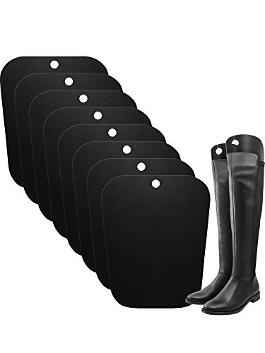 Bememo Hormas de Botas Soporte de Bota Alta Insertos de Formas de Botas para Mujeres y Hombres (8 Piezas, 8 Pulgadas)