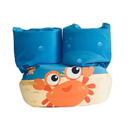 Fancy Combs Un más Nuevo Chaleco Salvavidas Anillos del bebé de natación Charco bebé Chaleco de Vida del niño 2-6 años Niño Niña niños del Chaleco Productos de Seguridad del Agua