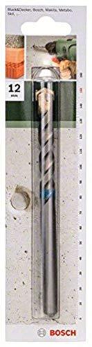 Broca hormigón: 12x90x150mm: DIY (5)