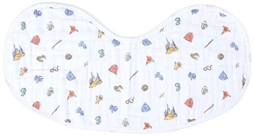 Aden + Anais Essentials Baby Burpy Babero 100% Algodón Muselina Harry Potter
