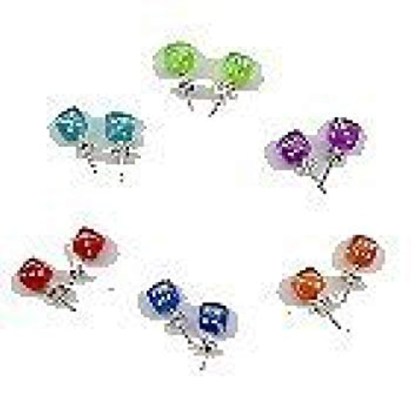 Bunco Game Shop Dice Earrings- 1 Dozen Sets- Assorted