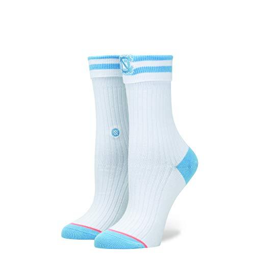 Stance Women's Tarheel White Sock