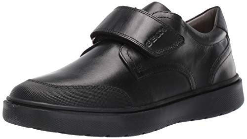 Geox J RIDDOCK Boy I, School Uniform Shoe, Negro (Black C9999), 29 EU