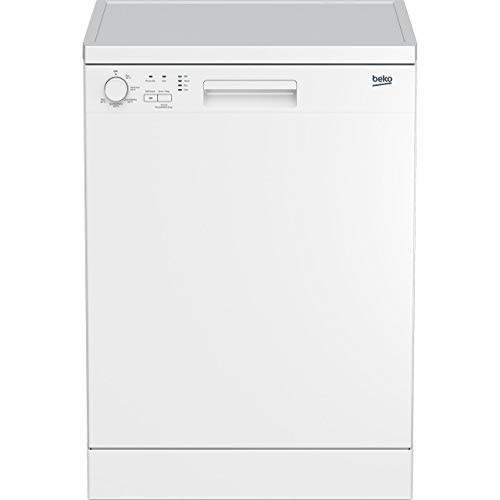 Beko DFN05R11W Freestanding A+ Rated Dishwasher - White