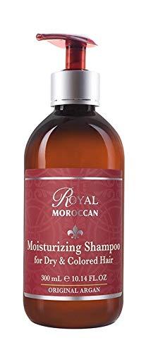 Royal Moroccan Hair Repair Shampoo 300ml