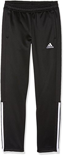 adidas Kinder Regista18 Pes Pants Trainingshose, Schwarz (Black/White), 164