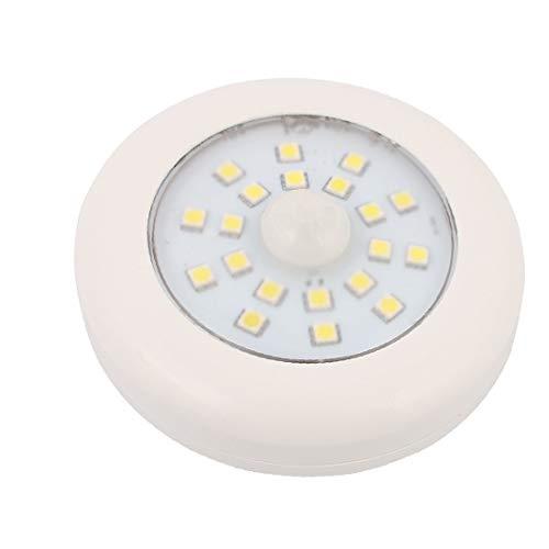X-DREE 5W LED Soffitto -per lampada ad induzione ad infrarossi 20 AC 160-230V(5W LED de techo - Lámpara de inducción infrarroja operada 20 AC 160-230V