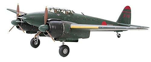 タミヤ 1/48 傑作機シリーズ No.93 日本海軍 中島 夜間戦闘機 月光11型甲 J1N1-Sa プラモデル 61093