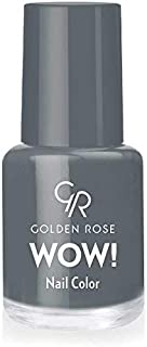 Golden Rose Wow Nail Color No:87