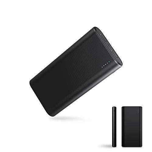 ockered Powerbank, 26800mAh Powerbank Externer Akku mit Type C & Micro 2 Eingänge und 2 Ausgänge USB Port, Tragbares Ladegerät, Große Kapazität Power Bank für Handy, Tablet usw