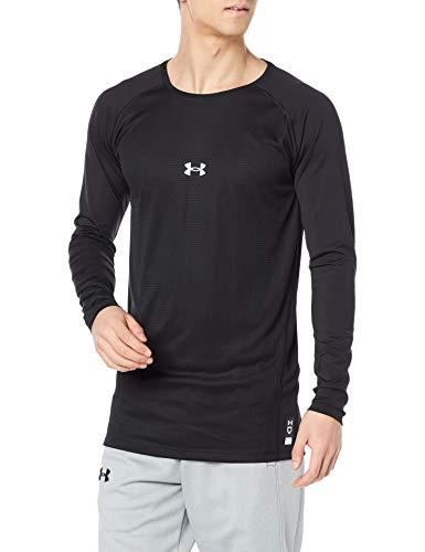 [UNDER ARMOUR(アンダーアーマー)]アンダーシャツ UA Fit Comfort Under Shirts LS メンズ 001 日本 SM (日本サイズS相当)