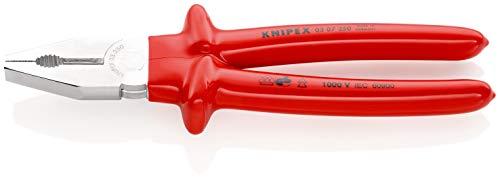 KNIPEX Alicate universal aislado 1000V (250 mm) 03 07 250