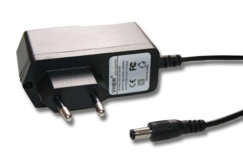vhbw 220V Netzteil, Ladekabel 3.2 W (15.3V/0.21A) mit R&-Stecker passend für Black und Decker EPC12, 12B, u.a. Ersetzt Zubehör: HKA-15321.