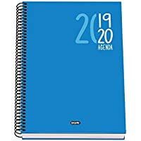 Agenda Escolar Sigma (S/V) - Dohe - A5 - Azul