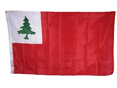 Trade Winds 3x5 Continental New England Historical 150D Polyester Flag 3'x5' House Banner Premium Fade Resistant