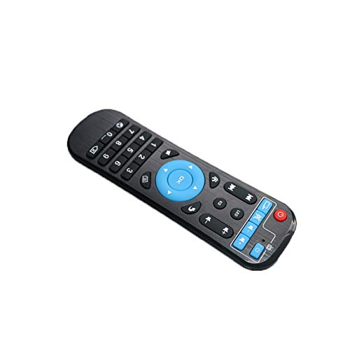 {D Electronix} Mando a Distancia Universal para X96/H96/Q Box/TX3 PRO/V3/V5 Android TV Box Repuesto Mando a Distancia