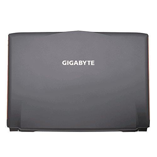 Gigabyte P55WV7-DE022T 39,62 cm (15,6 Zoll) Gaming Laptop Laptop (Intel Core i7-7700HQ, 16GB RAM, NVIDIA GeForce GTX 1060, Win 10) mehrfarbig