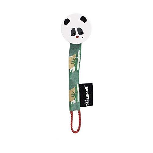 LES DEGLINGOS Accroche Sucette Rototos Le Panda