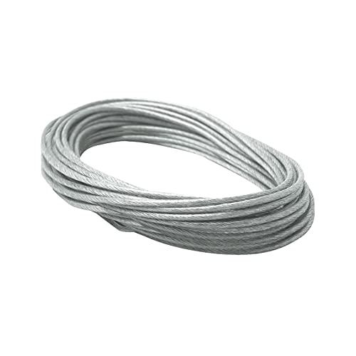 Paulmann 979069 Sistema a filo Light&Easy cavo isolato cavo isolato 12m 2,5qmm chiaro