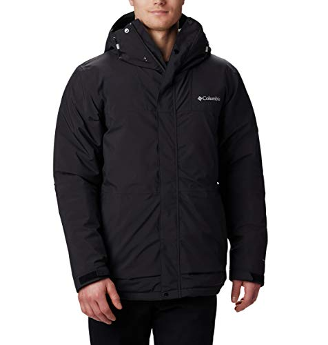 Columbia Horizon Explorer Isolierte Herrenjacke, Black, M (Herstellergröße: M)