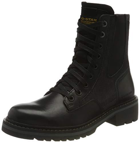 G-STAR RAW Damen Core II Ankle Boot, black 8690-990, 38 EU