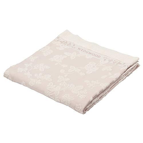 東京 西川 今治 タオルケット ダブル ウェッジウッド ワイルドストロベリー 綿100% 日本製 ピンク RR20850016P
