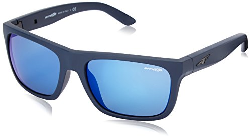 ARNETTE Dropout gafas de sol, Fuzzy Navy, 58 para Hombre