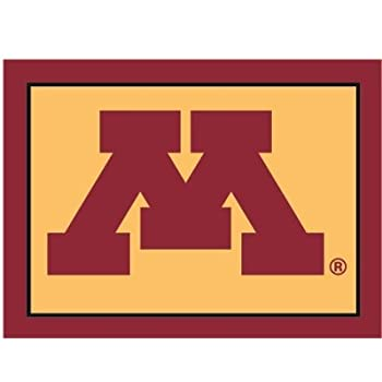 Amazon.com: 2 Inch Goldy Gopher UMn University of Minnesota Golden Gophers  Logo Removable Wall Decal Sticker Art NCAA Home Room Decor 2 x 2 Inches:  Baby