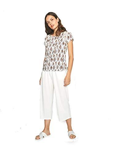 Surkana Pantalón Mini Blanco S