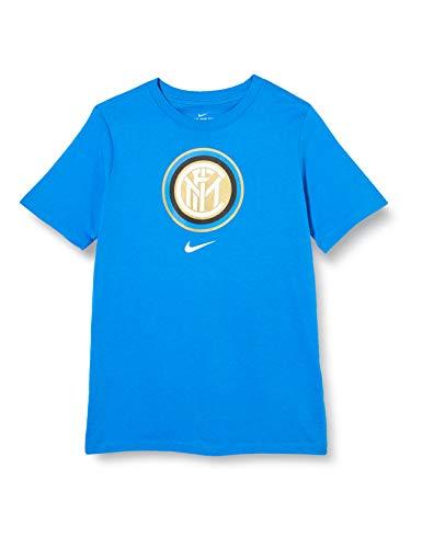 Nike Inter B Nk Tee Evergreen Crest