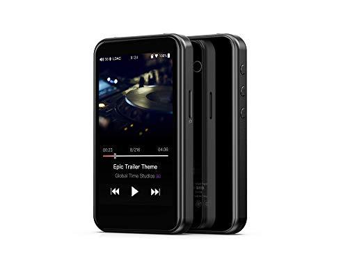 FiiO M6 Hi-Res Lossless MP3 Music Player with HiFi Bluetooth aptX HD/LDAC, USB Audio/DAC,DSD/Tidal/Spotify Support and WiFi/Air Play Full Touch Screen