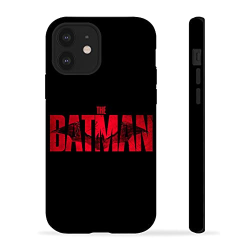 The Bathexman TV Series Movie Phone Case with Impact Resistant TPU Material for Iphofsxne Phone 12 12 Pro 12 Pro Max Bipgatman TV Series 2021 Movie Iphcvjone Phone 12 12 Pro 12 Pro Max Design Cases