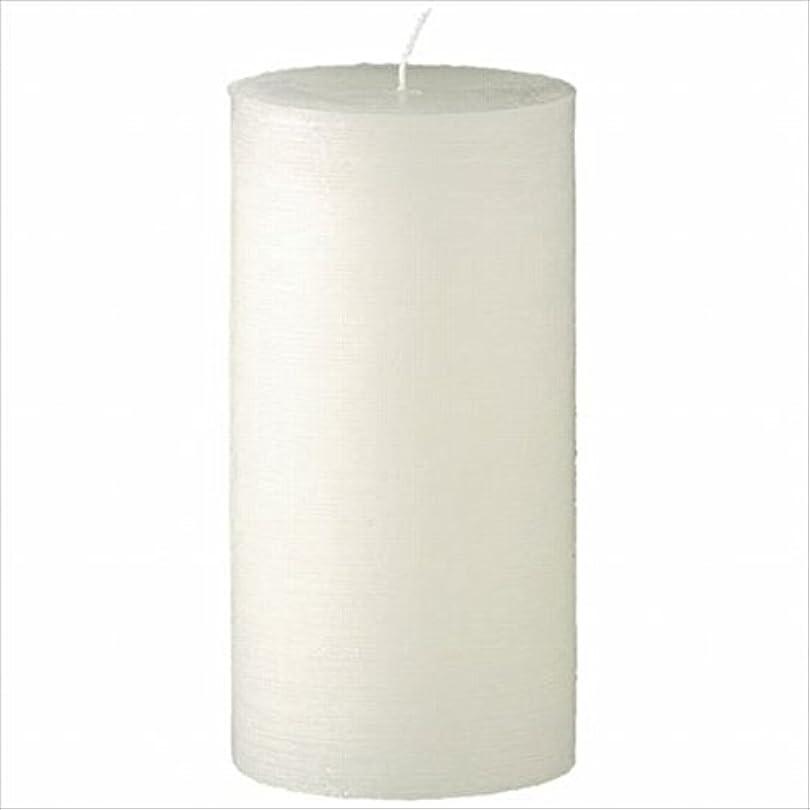 評価可能因子薄いですヤンキーキャンドル( YANKEE CANDLE ) ラスティクピラー3×6 「 シルキーホワイト 」 キャンドル