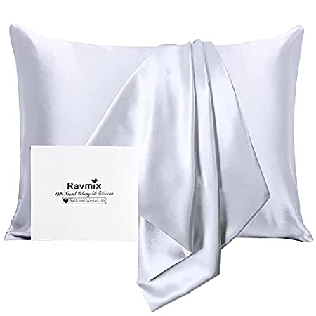 100 Pure Mulberry Silk Pillowcase