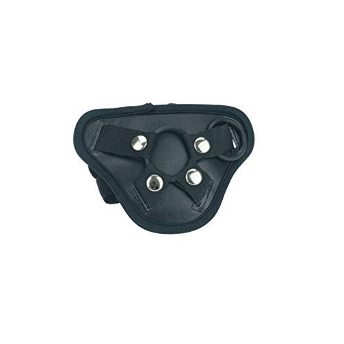 PRETYZOOM Cinturino Intimo Imbracatura in Pelle Pu Indossabile Cintura Regolabile Cintura Cintura Imbracatura Lingerie per Donne Lesbiche