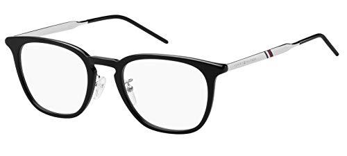 Tommy Hilfiger Th 1623 /F 0807 - Gafas de sol, color negro