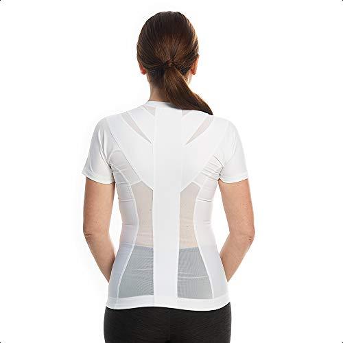Anodyne Posture Shirt 2.0 – damska | Black FriDAY | korekta postawy pleców i barków | lepsza postawa ciała | zmniejsza ból i napięcie | sprawdzona medycznie i dopuszczona do użytku |