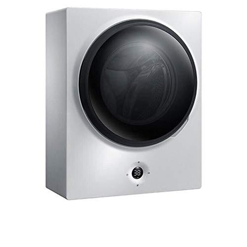 Mural lave-linge 3kg mini petit tambour automatique élution de 48 ménages intégré × 30 × 60 cm (19x12x24 pouces) [Classe énergétique A ++] Washing Machine