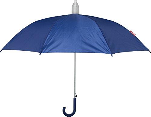 Playshoes Damen Regenschirm, Blau (marine 11), Einheitsgröße