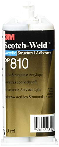 3M Scotch-Weld DP-810 2K-Konstruktionsklebstoff, 50 ml