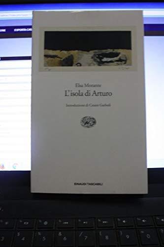 Elsa Morante L'isola Di Arturo Introduzione Di Cesare Garboli