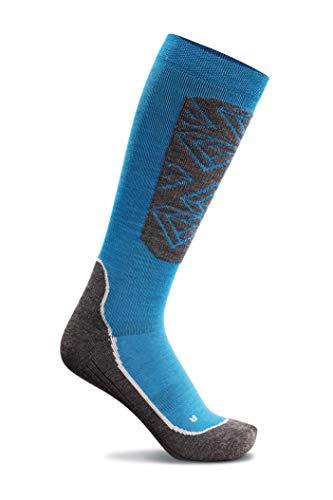 Völkl Chaussettes de ski Pro Cobalt - Bleu - 41/42 FR