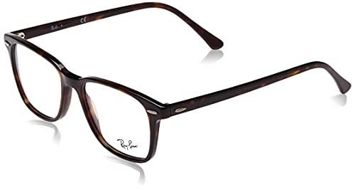 Ray-Ban RX7119 Gafas de Lectura, Havana, 55 Unisex Adulto