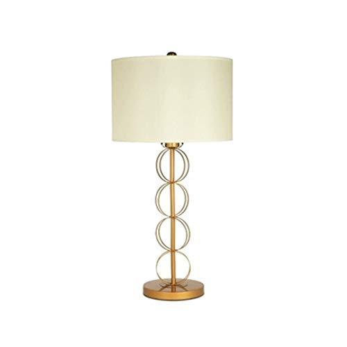FHUA Lámpara Escritorio Lámpara Creativa Sala de Estar Dormitorio Noche lámpara de Cama sofá lámpara de Mesa de café Europea lámpara de Mesa de Lujo