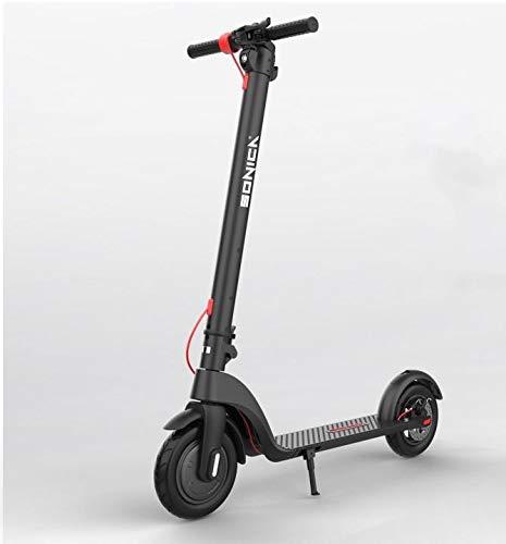 fonefunshop Sonica X1 City - Patinete eléctrico plegable (350 W, ruedas de...