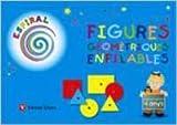 Capsa Figures Geomètriques Enfilables. 4 Anys (Espiral Magica Material Rincones) - 9788431697723