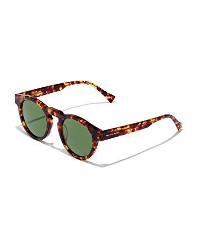 HAWKERS G-List Gafas de Sol, Carey/Verde, One Size Unisex Adulto