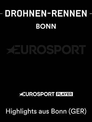 Drohnen-Rennen : DR1 Champions Series - Highlights aus Bonn (GER)